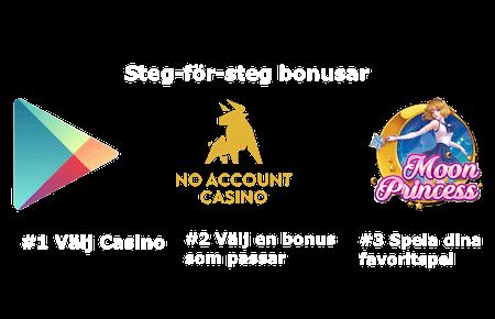 Bäst Casinobonusar
