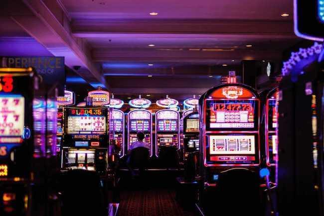 Spelutbudet på casinon på nätet