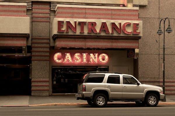 Välj ett nytt casino