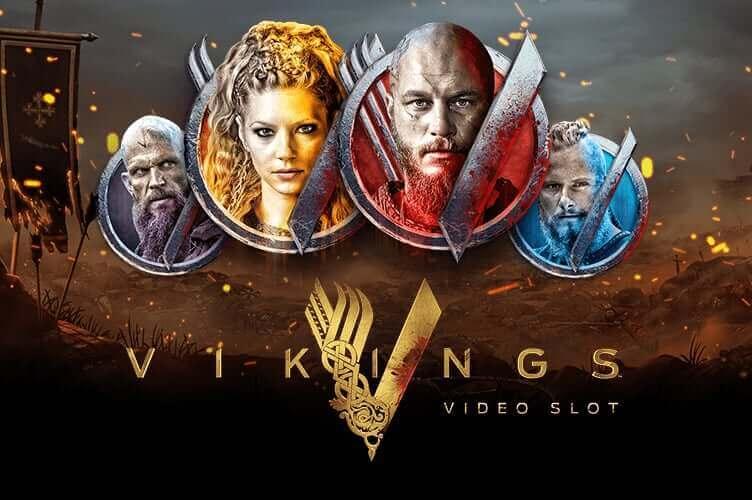 Spela slots med vikingatema